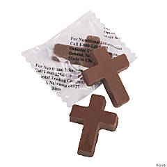 Chocolate Crosses
