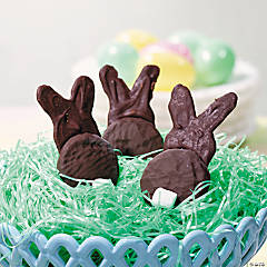 Chocolate Easter Bunny Cookies Recipe