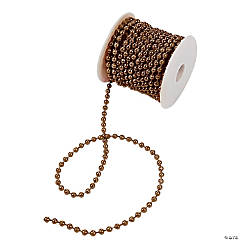 Chocolate Spool of Pearls