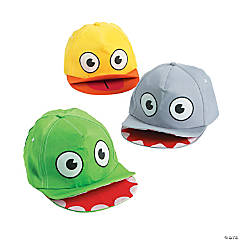 Chomper Baseball Caps Assortment