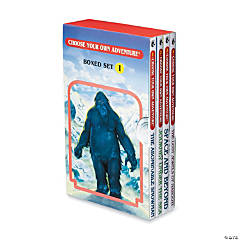 Choose Your Own Adventure Boxed Set 1