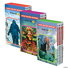 Choose Your Own Adventure Boxed Sets: Set of 3