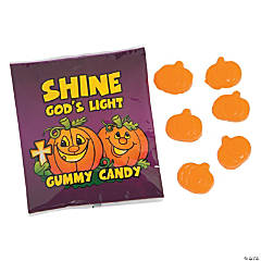 Christian Pumpkin Gummy Candy