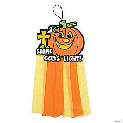 Christian Pumpkin Mobile Craft Kit