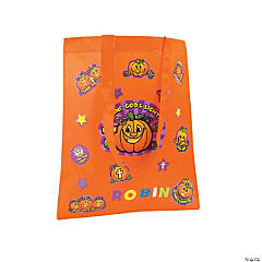 Christian Pumpkin Treat Bag Craft Kit