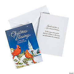 Christmas Blessings Christmas Cards