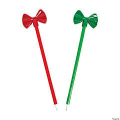 Christmas Bow Pens