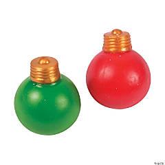 Christmas Bulb Splat Balls
