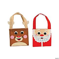 Christmas Character Tote Bags
