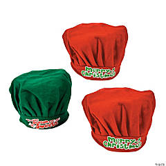 Christmas Chef Hats