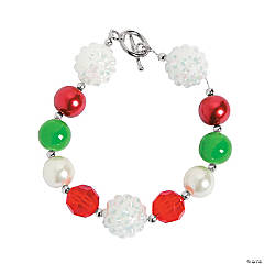 Christmas Chunky Bracelet Craft Kit