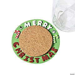 Christmas Coaster Craft Kit