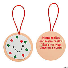 Christmas Cookie Ornament Craft Kit