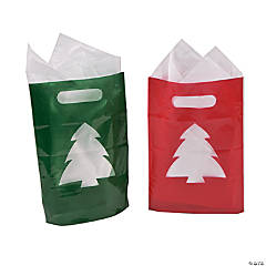 Christmas Cookie Treat Bags