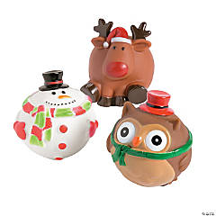 Christmas Dog Toy Squeakers