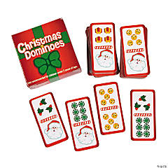 Christmas Dominoes Games