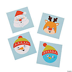 Christmas Googly Eye Stickers
