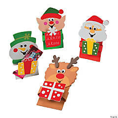 Christmas Hugging Treat Holder Craft Kit