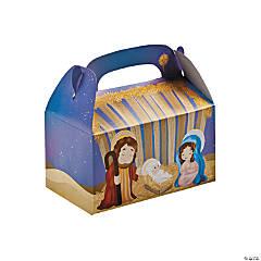 Christmas Inspirational Favor Boxes