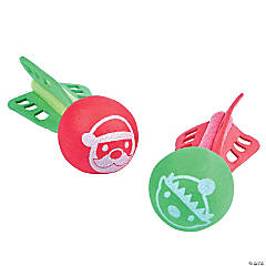 Christmas Mini Missiles