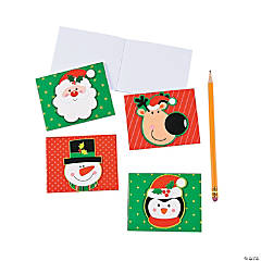 Christmas Mini Notebooks