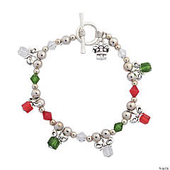 Christmas Present Bracelet Craft Kit