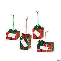 Christmas Present Ornaments