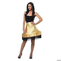 Christmas Story Leg Lamp Skirt Costume for Women