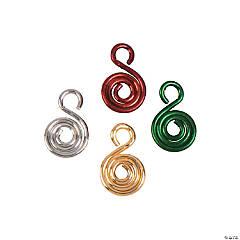 Christmas Swirl Charms