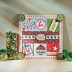 Christmas Tile Board Idea
