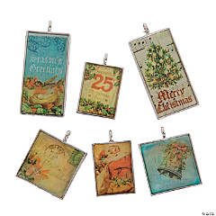 Christmas Tree Frame Charms