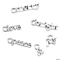 Christmas Word Charms