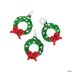 Christmas Wreath Premium Charms