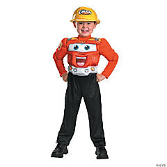Chuck Classic Muscle Toddler's Costume