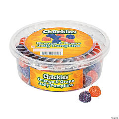 Chuckles® Jelly Pumpkins Tub