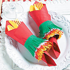 Cinco de Mayo Napkin Rings Idea