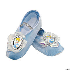 Cinderella Ballet Slippers for Girls