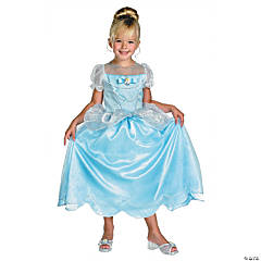Cinderella Classic Princess Costume for Girls