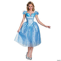 Cinderella Movie Costume for Women
