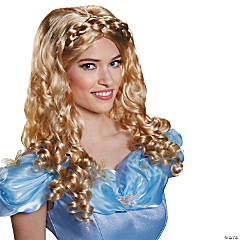 Cinderella Movie Wig for Women