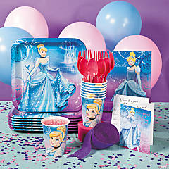 Cinderella Sparkle Party Supplies