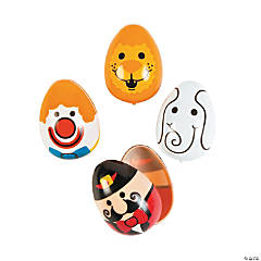 Circus Easter Eggs