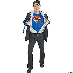 Clark Kent Superman Costume for Men