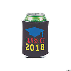 Class of 2018 Can Covers