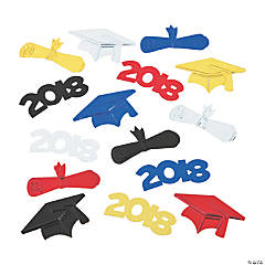 Class of 2018 Graduation Confetti