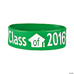 Class of 2016 Big Bands - Green