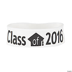 Class of 2016 Big Bands - White