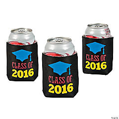 Class of 2016 Can Covers