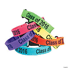 Class of 2016 Friendship Bracelets