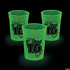 Class of 2016 Glow-in-the-Dark Cups